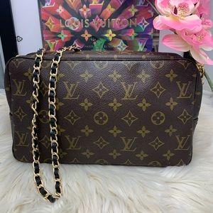 COPY - Authentic Louis Vuitton Trousse 28 Crossbo…